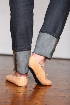 Caramel Ballet Shoes, Caramel Ballet Slippers, Caramel Ballet Flats