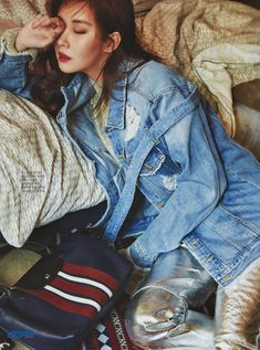 Seohyun Instyle February.2017