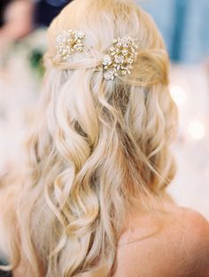 coiffure mariage cheveux d tach s hair pinterest. Black Bedroom Furniture Sets. Home Design Ideas