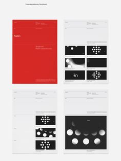 Radon — Corporate Brand Identity | Designer: Sebastian Gram | Image 27 of 32