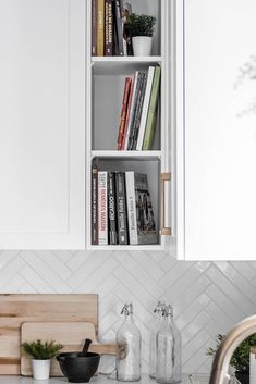 My goal is to offer you an elegant and timeless interior to your image while maximizing your investment. Decoration, Bookcase, Shelves, Interior Design, Home Decor, Decor, Nest Design, Shelving, Decoration Home