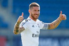Entrenamiento | Sergio Ramos.