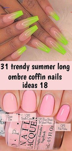 trend coffin nails in nails acrylic; OPI Small + Cute = ♥️ Comparison of nail polish colors Silver Glitter Nails, Glitter Nail Polish, Spring Nails, Summer Nails, Coffin Nails, Acrylic Nails, Trendy Nails 2019, French Manicure Gel Nails, Opi