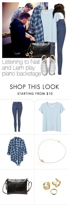 """Listening to Niall and Liam play piano backstage"" by style-with-one-direction ❤ liked on Polyvore featuring Topshop, Monki, Aéropostale, Converse, OneDirection, LiamPayne, 1d, NiallHoran, lucluc and niall horan one direction 1d liam payne lucluc"