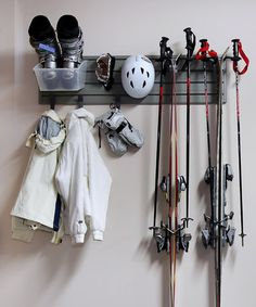 Take a look at this Ski Storage Set by Flow Wall on #zulily today!