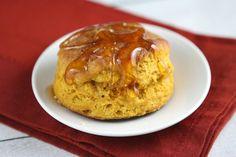 Pumpkin Biscuits - RecipeGirl