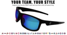 New Styles for your favorite team!