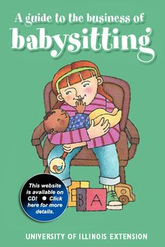 Want to start your own babysitting business? Visit this site to learn what you need to know to become a great babysitter!