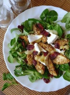 Appetizer Recipes, Salad Recipes, Diet Recipes, Cooking Recipes, Healthy Recipes, Lunch To Go, I Foods, Food Inspiration, Love Food