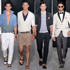 Fashion: It's refreshing to see effortless swagger on the runway. Michael Bastian part #3. #michaelbastian #menswear #mensfashion #fashion #fashionweek #newyork #newyorkcity #nyc #nyfw #effortless #swagger #2012 #style - @thepen_is_- #webstagram
