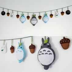 Hi! I've just opened a new shop on Etsy and of course my first item had to be Totoro related! take a look :) #totoro #ghibli #kawaii #ghiblistudio #totoroshopco