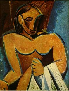 Nude+with+towel+-+Pablo+Picasso