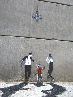 Street art - Street artist - Pedro Delgado [UK]