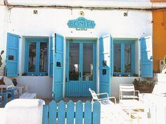 la mas bonita , playa patacona , bar /  café de valencia / beach cafe / beachside restaurant / mediterranean life