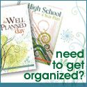 GREAT Homeschooling blog with all kinds of helps from meal planning, curriculum, Bible, keeping Mom spiritually strong, and even digi-scrapbooking. Sounds like some good hints.