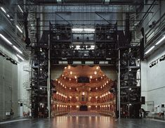 The Fourth Wall: A Rare View of Famous European Theater Auditoriums Photographed from the Stageby Christopher Jobson on July 14, 2015
