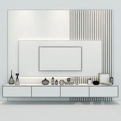 Tv Unit Furniture Design, Tv Unit Interior Design, Tv Wall Design, Wall Shelves Design, Cabinet Furniture, Modern Tv Room, Modern Tv Wall Units, Living Room Tv Unit Designs, Living Room Sofa Design