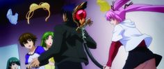 """Die Abenteuer von Myuu und Akatsuki Ousawa in Aesthetica of a Rogue Hero - Staffel 1 Folge 5 - """"An einem freien Tag"""". Jetzt online anschauen auf www.filmconfect.de"""