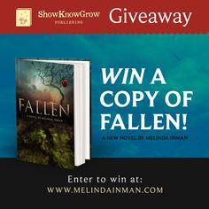 I'm Giving it Away! Fallen Novel, Giving, The Fool, Journaling, Giveaway, Promotion, Novels, Bible, How To Plan