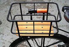 Ahearn Cycles Rear Grocery Rack photo