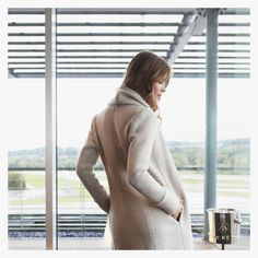 How can something so cozy be so elegant? Swiss Design, Travel Light, Travel And Leisure, Zurich, Long Cardigan, Travel Style, Fashion Brand, Merino Wool, Activewear