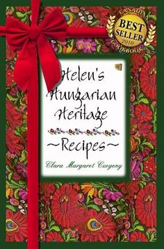 Helen's Hungarian Heritage Recipes by Clara Margaret Czegeny http://www.amazon.com/dp/0978025407/ref=cm_sw_r_pi_dp_SoAaxb0DH588W