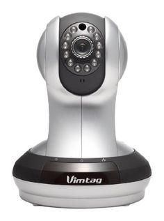 Vimtag WiFi IP Surveillance Camera/Nanny Cam