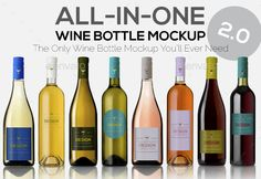 beamood 10 Best Wine Mockup in 2016