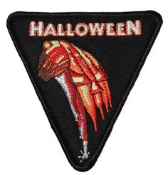 "HALLOWEEN Movie Bloody Knife 3"" Wide Embroidered PATCH Main Street 24/7 http://www.amazon.com/dp/B009RE9X4O/ref=cm_sw_r_pi_dp_1M9Otb1112E6121K"