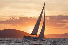 Sailboat Jeanneau 54