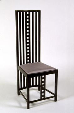 mackintosh design pinterest stuhl. Black Bedroom Furniture Sets. Home Design Ideas