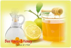 Si mezclas Miel de Abejas con unas gotas de glicerina y jugo de limón ayuda a aliviar irritaciones y quemaduras causadas por la insolación, especialmente de la playa.