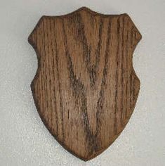 Shield Plaque...for trophy