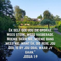 Bible Quotes, Bible Verses, Afrikaans Language, Afrikaans Quotes, Christian Wife, Faith Prayer, Religious Quotes, Text Messages, Hoop