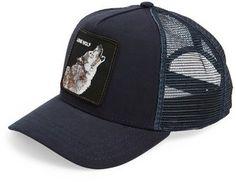 Goorin Brothers 'Animal Farm - Wolf' Trucker Cap