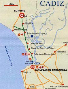 Caminos de Cadiz