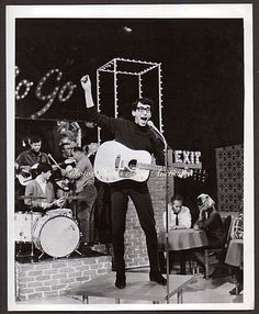 Gary Lewis & the Playboys 1960's VINTAGE ORIG PHOTO Pop Rock Group musicians