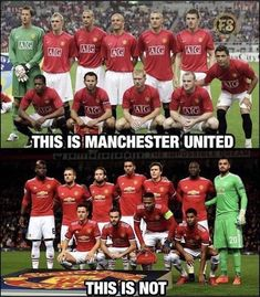 #meme #football Soccer Memes, Funny Sports Memes, Football Memes, Sports Humor, Football Team, Funny Memes, Computer Station, Man United, Cristiano Ronaldo