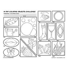 Take our 14 day coloring challenge! Coloring Pages For Girls, Coloring Pages To Print, Printable Coloring Pages, Coloring Books, Christmas Mandala, Celtic Mandala, Mandala Coloring Pages, Christmas Coloring Pages, Christmas Colors