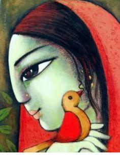 Art Rangoli Deisgn, 2019 Best Collection of Rangoli Design - Fashion Indian Artwork, Indian Folk Art, Indian Art Paintings, Indian Contemporary Art, Modern Art, Figure Painting, Painting & Drawing, Illustrations, Illustration Art