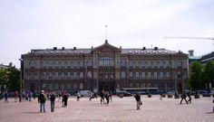 """Ateneum - Helsinki Finland  my old """"fine art high school"""" now it is museum of art"""