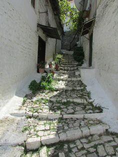 Berat, Albania June, 2014