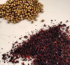 Spicy DC Blog: A Hearty Stew with Coriander Seeds and Urfa Pepper...