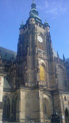 And again #Prague #Castle #church