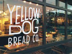 Yellow Dog Bread Co.  Raleigh, NC
