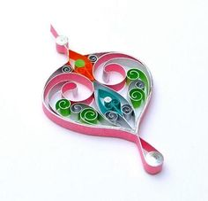 Quilled-Ornament