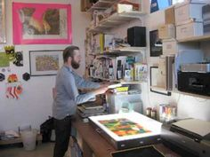 Mike Perry Studio Visit | Ready Made Magazine