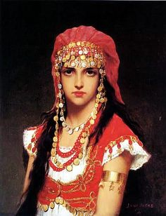 Young Arabian Girl