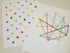 Pi Day Activity- Make Pi Art! Protractor practice, too!