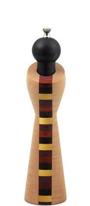 116-31-72 - Pau amarello-padouk-Amarante-Wenge Pepper Mills, Salt And Pepper, Banquet, Le Moulin, Bottle Stoppers, Woodturning, Pepper Grinder, Design Ideas, Projects